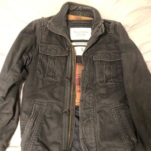 Abercrombie & Fitch Sawtooth Jacket Mens Small